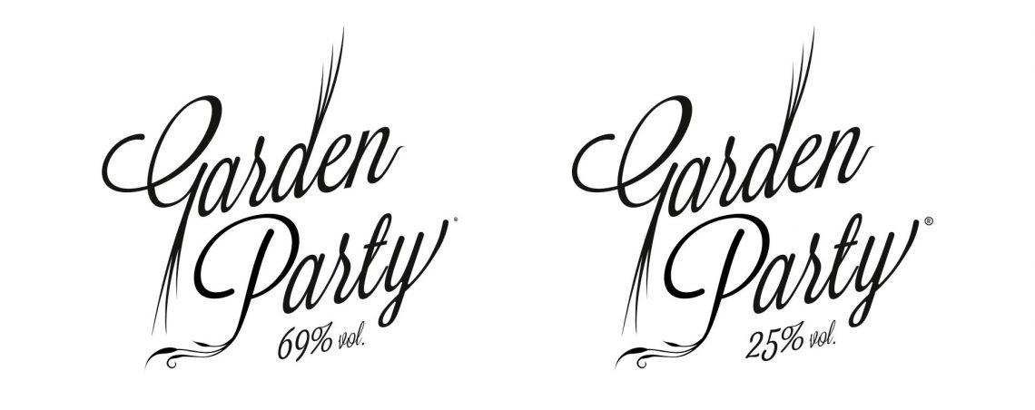 Logotype Garden Party