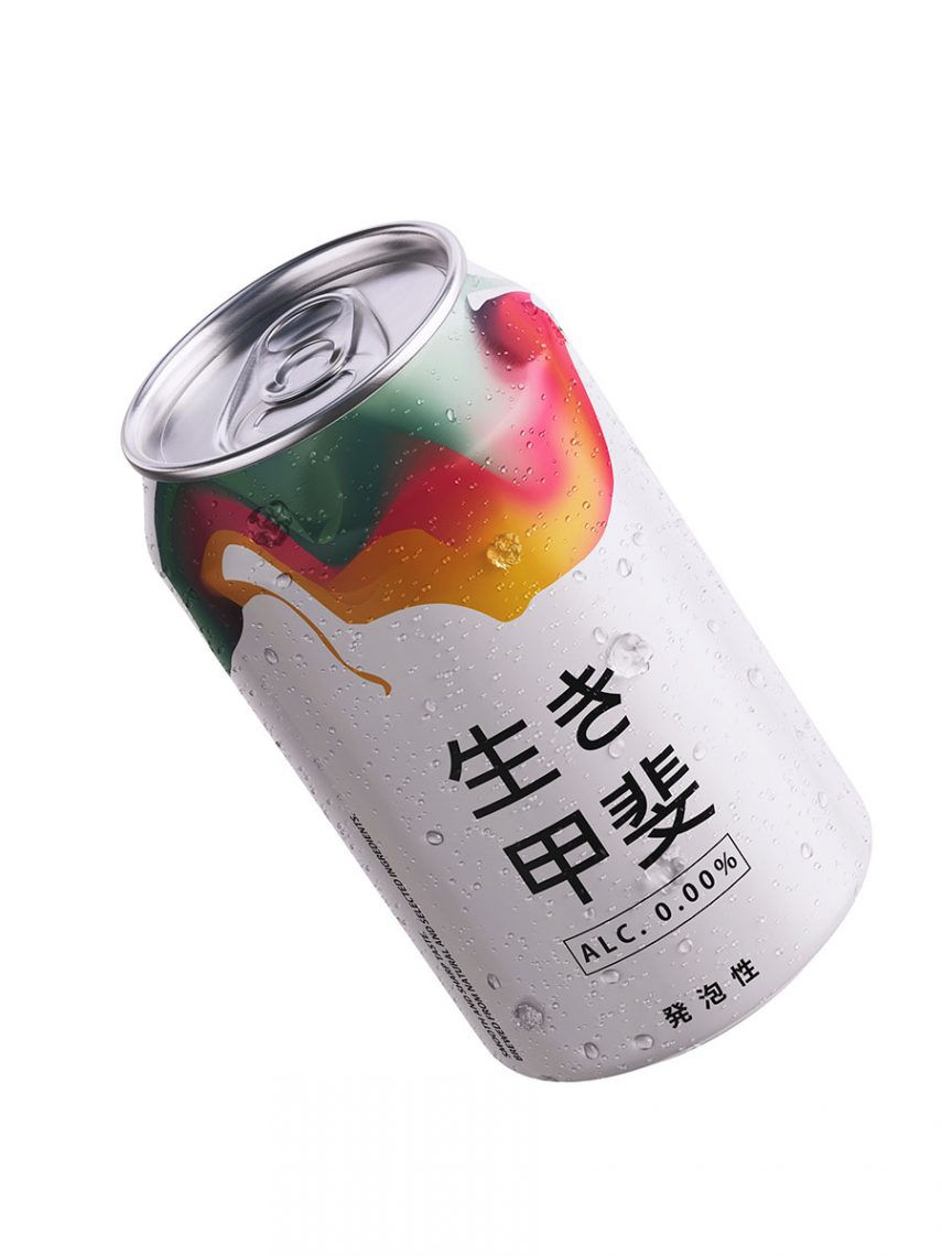Japanese non-alcoholic beer 330 ml