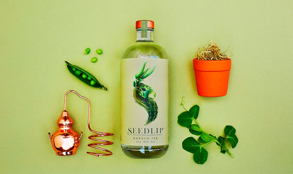 Label design Seedlip
