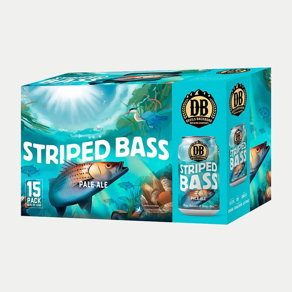 Striped Bass Pale Ale