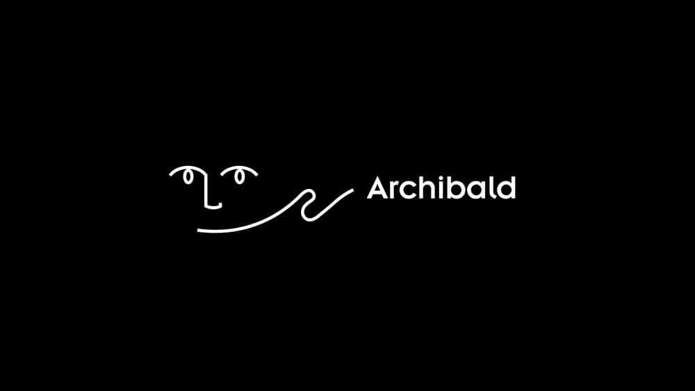Archibald Projet graphique de Justine Babut
