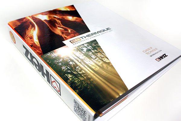 Communication print - classeur SB Thermique