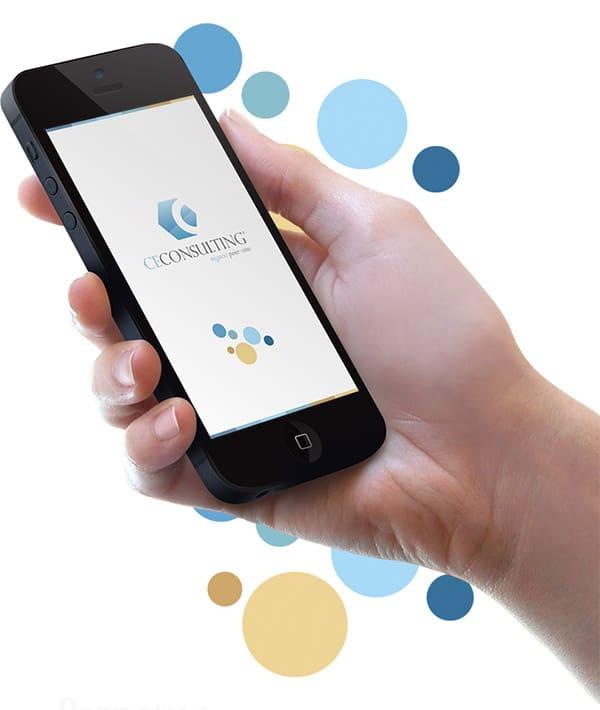 Création écrans mobile pour iPhone 5