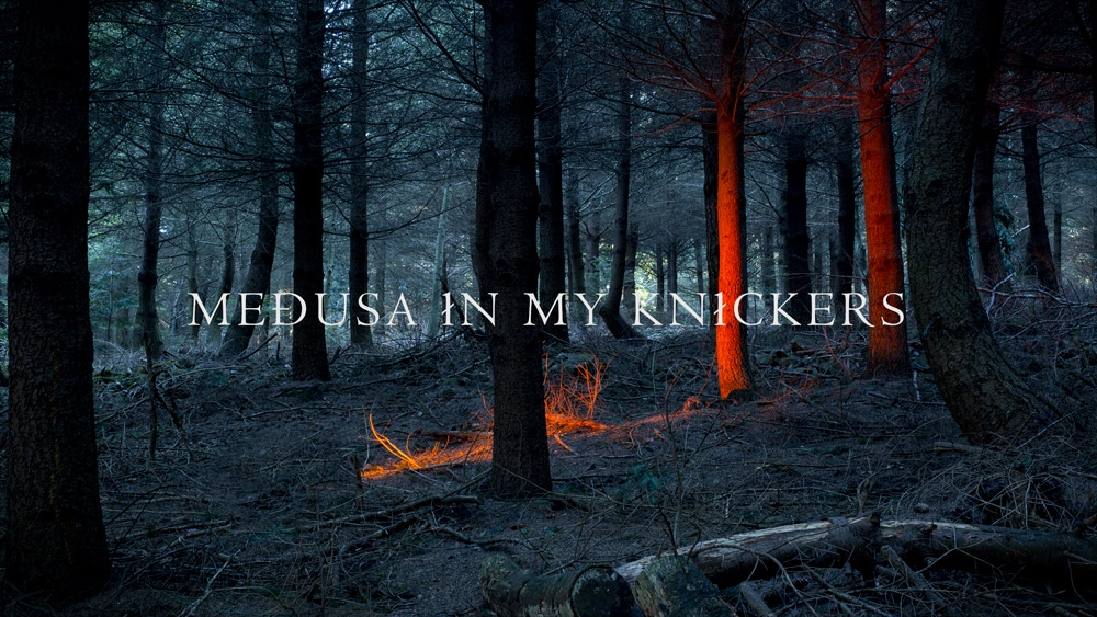 Medusa In My Knickers - Dark Trap, Ghost Rap, Witch house, blackwave