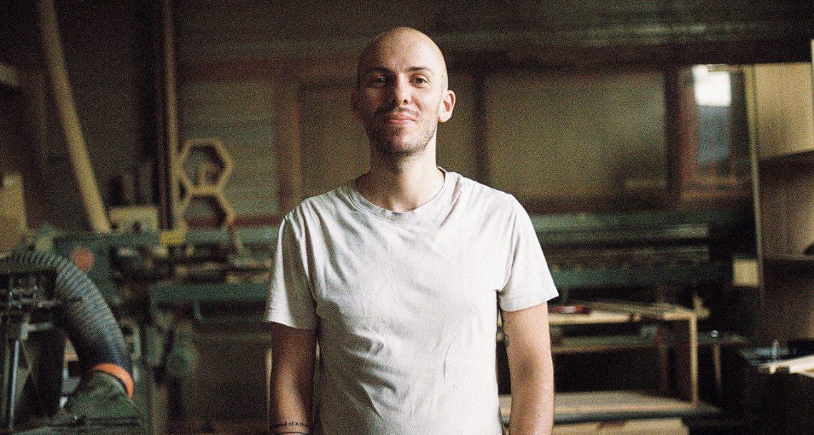 Damien Dumas, ébéniste