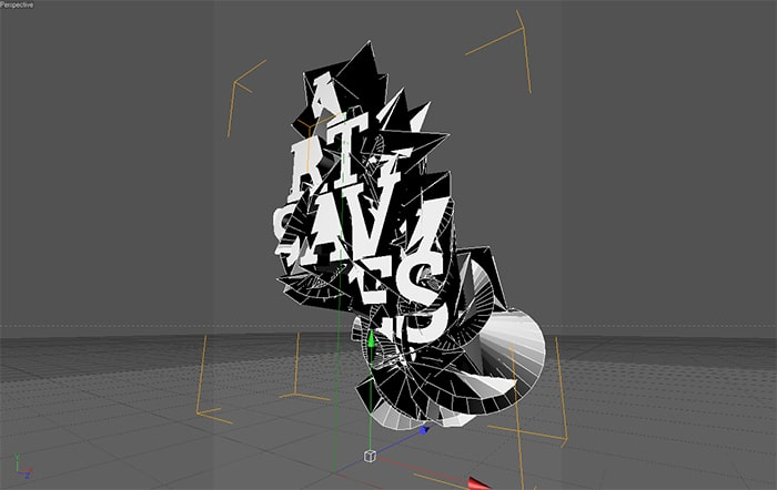 Art numérique et digital sur Cinema 4D