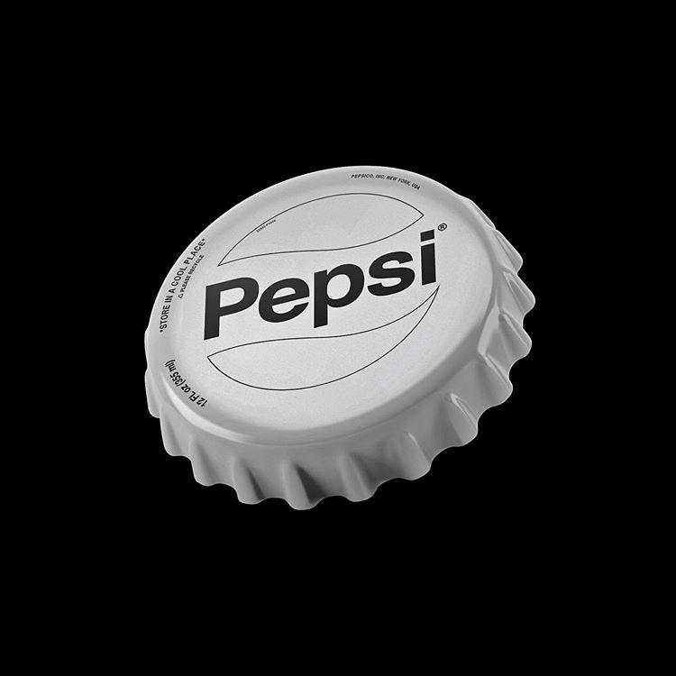 Packaging Pepsi