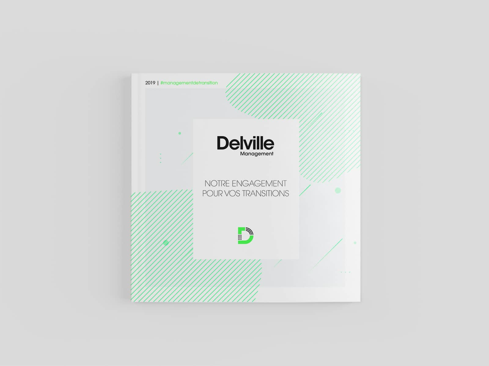 Delville Management digital brochure