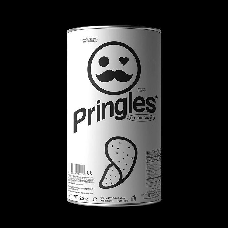 Packaging Pringles