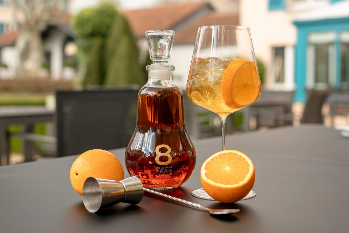 Golden Eight Spritz