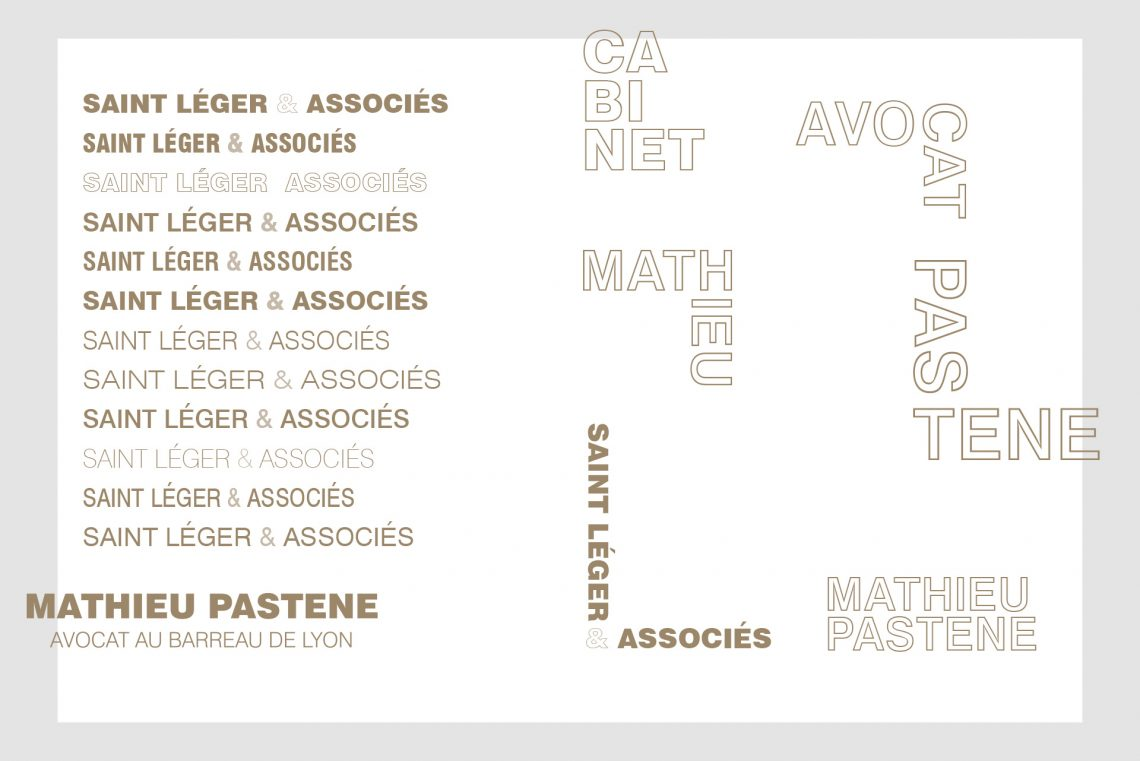 créations typographiques